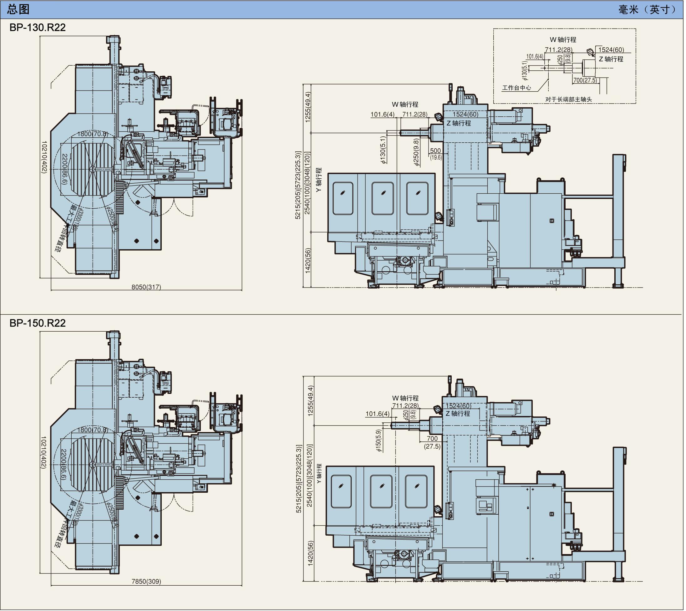 机床图纸和布局 (jpg/1.1mb)
